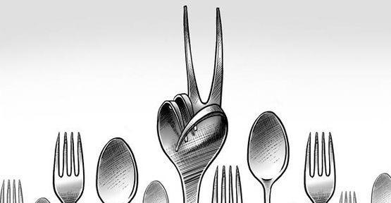 Açlık grevcilerinin sayısı 10 bine çıkıyor