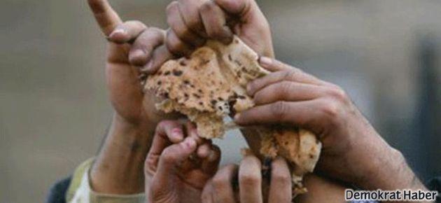 Açlık sınırı 1021 lira, yoksulluk ise 3328
