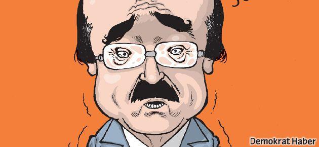 Adana Valisi Gırgır'ın kapağında