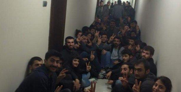 Adana'da 8 öğrenciye tutuklama talebi