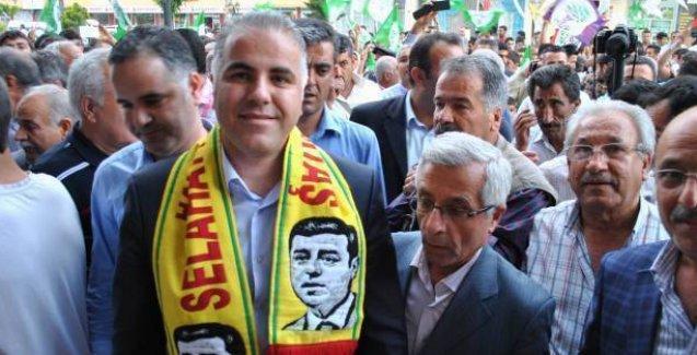 Adıyaman CHP eski İl Başkanı 200 kişiyle HDP'ye katıldı