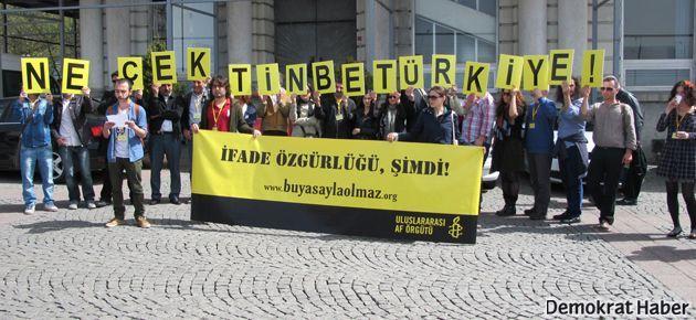 Af Örgütü:  Ne çektin be Türkiye!
