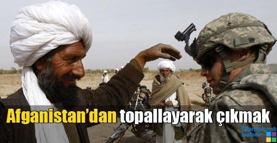 Afganistan'dan topallayarak çıkmak