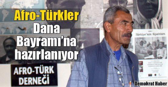 Afro-Türkler Dana Bayramı'na hazırlanıyor