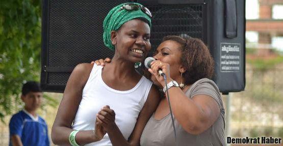 Afro-Türkler'in Dana Bayramı coşkusu