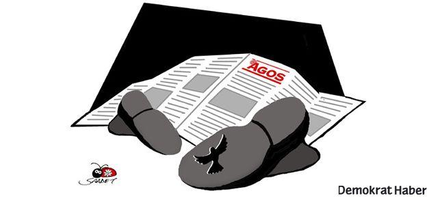 Agos'a tehdit davası yeniden görülecek