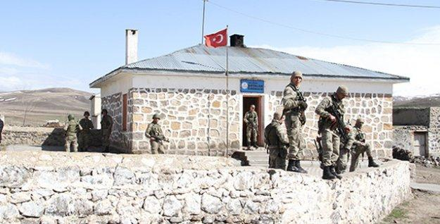 Ağrı'da köy muhtarı o operasyonu anlattı