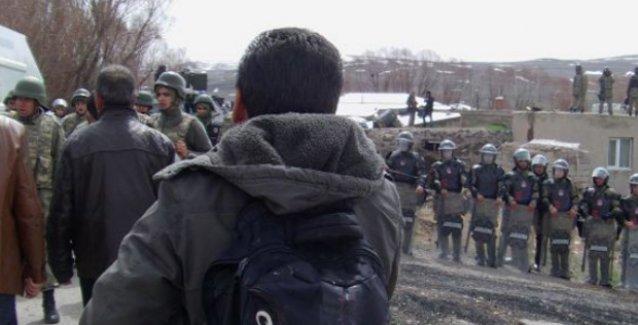 Ağrı'da PKK ve TSK arasında çatışma: '4 asker yaralandı'