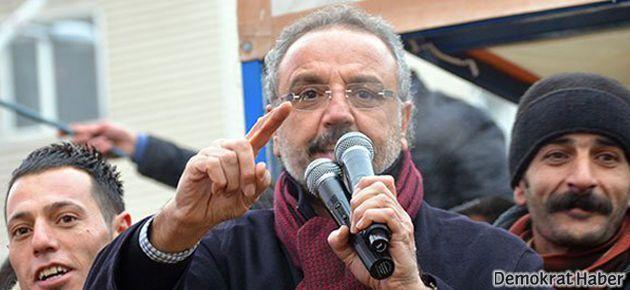 'Ağrı'da BDP oyları AKP'ye yazıldı'