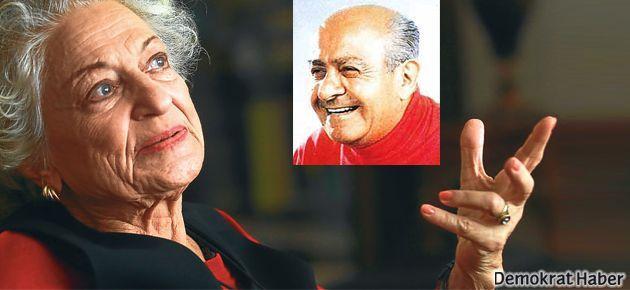 Ahmed Arif'e prangalar eskiten kadın oymuş