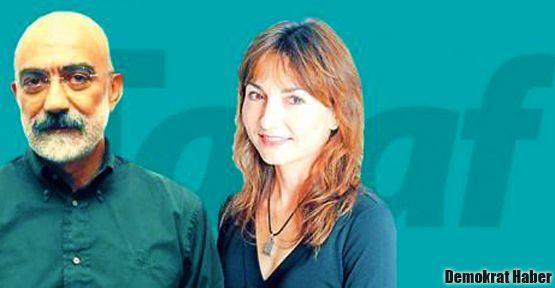 Ahmet Altan ve Yasemin Çongar Taraf'tan istifa etti