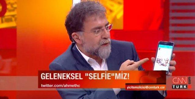 Ahmet Hakan'dan Kurtuluş Tayiz'e: Sen ne alçak bir insansın!