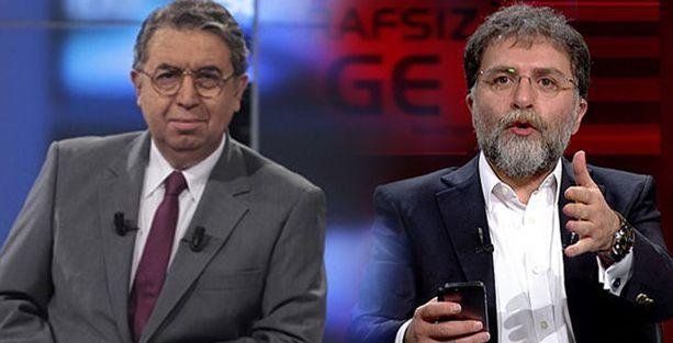 Ahmet Hakan'dan Oğuz Haksever'e: Dalkavuk
