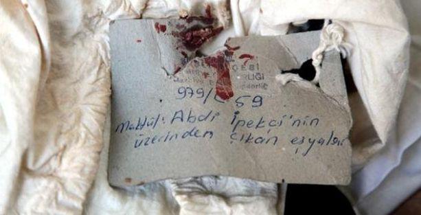 Ahmet Kaya'nın özel eşyaları, İpekçi'nin kanlı gömleği Utanç Müzesi'nde