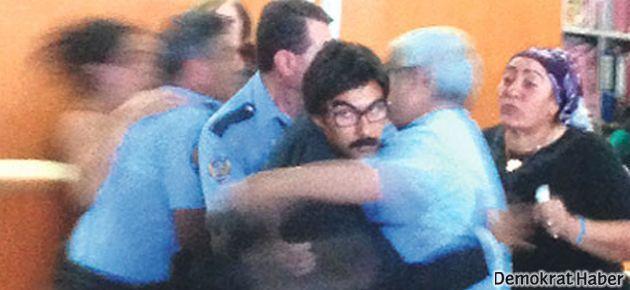 'Ahmet Şahbaz'a gizli sanık muamelesi yapılıyor'