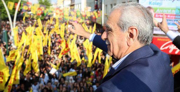 Ahmet Türk: Ağrı'da Öcalan'ı mahçup etmeyeceğiz