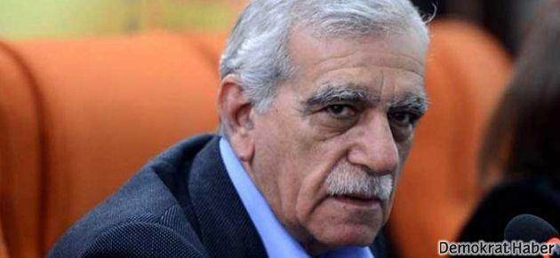 Ahmet Türk: Güvensizlik ortamı derinleşiyor