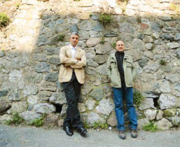 Ahmet ve Nedim kitap yazmaya devam ediyor
