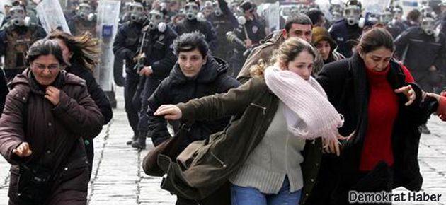 AİHM'den, 8 Mart dayağına ceza