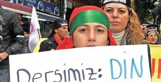 AİHM'den Türkiye'ye: Zorunlu din dersi olmaz