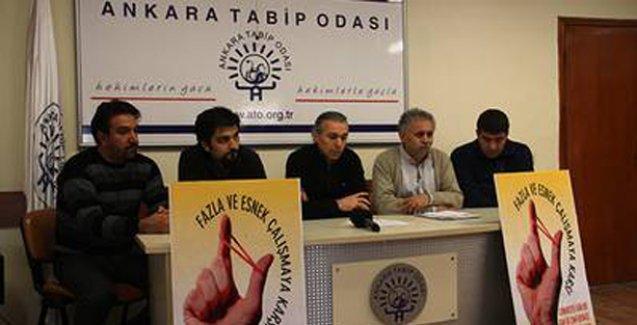 Aile hekimleri 11 Şubat'ta grevde