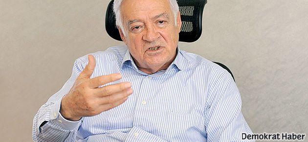 AK Parti kurucusu: Kürdistan'ın başkenti Erciş'tir!