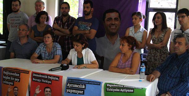 Akademisyenler: Toplum yararına bir üniversite için oyumuz Demirtaş'a