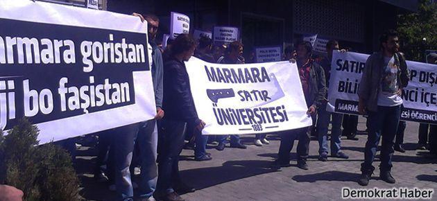 Akademisyenler: Üniversitemizde satır istemiyoruz