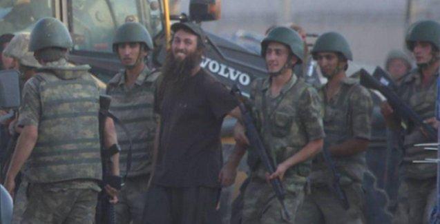 Akçakale sınırını geçen IŞİD'liler gözaltına alındı