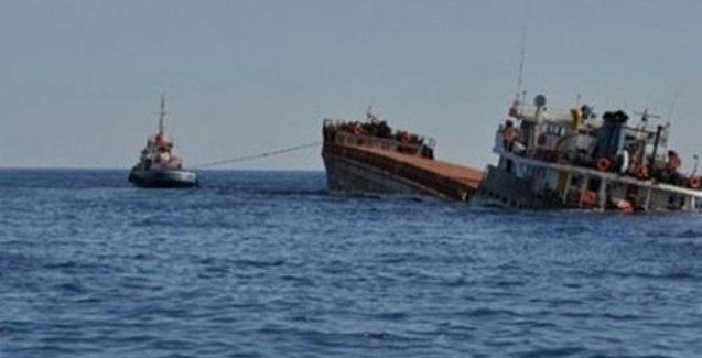 Akdeniz'de bir tekne faciası daha: 41 göçmen hayatını kaybetti