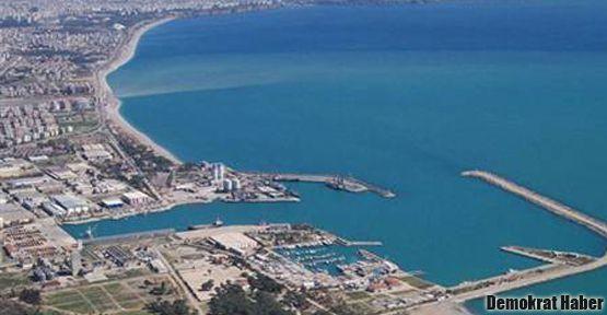 Akdeniz'de 4.5 şiddetinde deprem