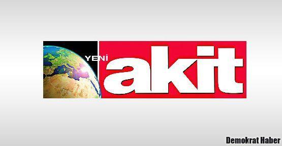 Akit Gazetesi'nin matbaasında patlama