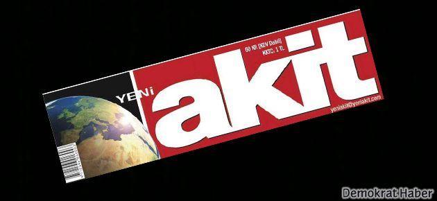 Akit'in homofobik nefreti 'ifade özgürlüğü'ymüş
