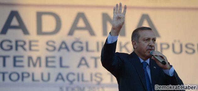 AKP Adana mitinglerine talimatla mı insan topladı?