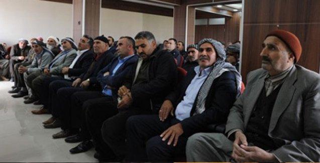 AKP adayının aşireti HDP'yi destekleyeceğini açıkladı