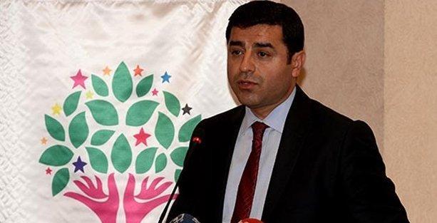 ''AKP, HDP'yi 'yeniden dizayn' edecek'' iddiası