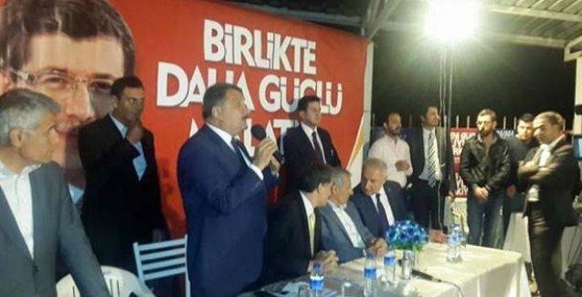 AKP'li vekiller ile mahalleli yumruklaştı!