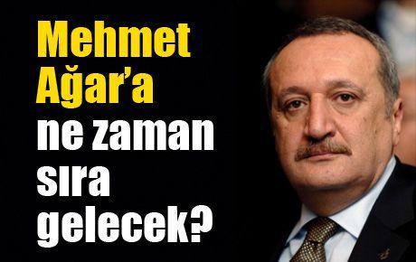 Mehmet Ağar'a ne zaman sıra gelecek?