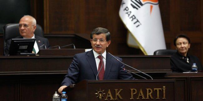 AKP'nin grup toplantısı iptal edildi