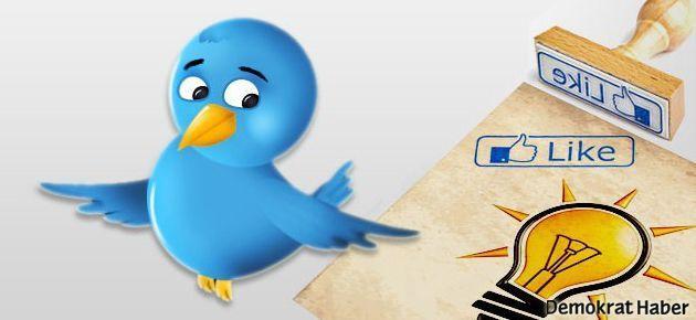 'AKP olayların doğru versiyonunu tweetleyecek'
