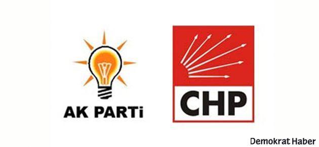 AKP ve CHP'de yeni istifalar