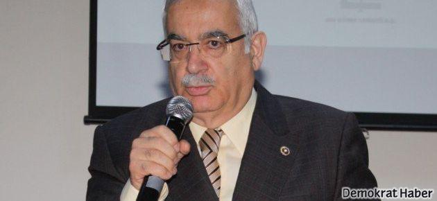 İlhan İşbilen AKP'den istifa etti