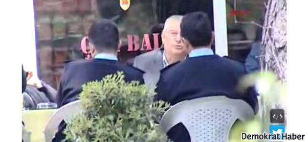 AKP'li adayı görüntüleyen televizyonculara dayak