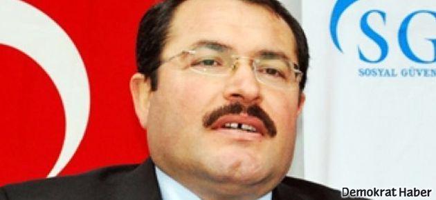 AKP'li eski vekil: Türklüğümün bir faydasını görmedim