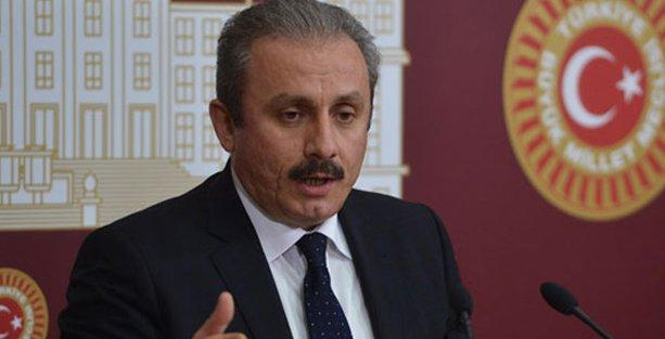 AKP'li Şentop, partisinin 'son anketler'deki oy oranını açıkladı