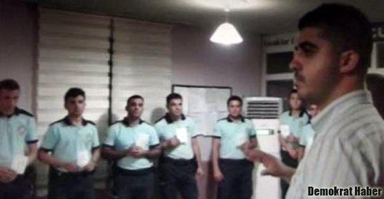 AKP'li vekilin oğlu polisleri hizaya çekti!