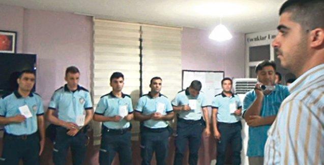 AKP'li vekilin oğlunun 'polisleri sıraya dizmesi' ile ilgili karar çıktı