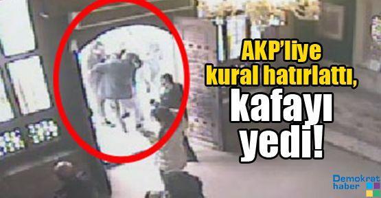 AKP'liye kural hatırlattı, kafayı yedi!