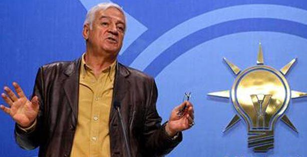 AKP'nin kurucu üyesi Fırat istifa etti