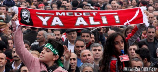 Aleviler İzzettin Doğan ve Mehmet Metiner'e çattı